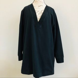 Spa by Chico's Pullover Tunic Top Loungewear Sz 3